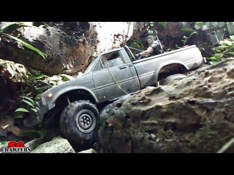 RC Trucks Mudding! Offroad RC Adventures at Upper Peirce Reservoir Trail Finder 2 SCX10 Defender - UCfrs2WW2Qb0bvlD2RmKKsyw