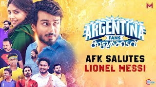 Video Trailer Argentina Fans Kaattoorkadavu