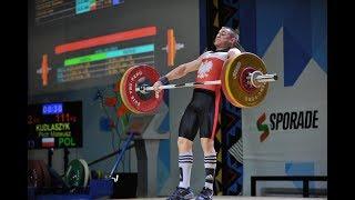 Live - IWF : EGATs Cup International Weightlifting Championships - Chiang Mai (THA) 2019