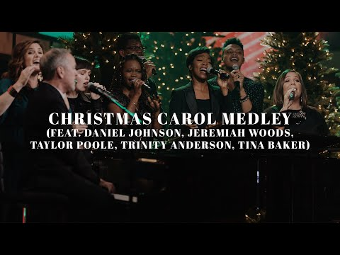 David Nicole Binion - Christmas Carol Medley (Official Live Video)