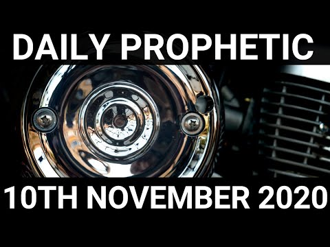 Daily Prophetic 10 November 2020 5 of 12 Subscribe for Daily Prophetic Words