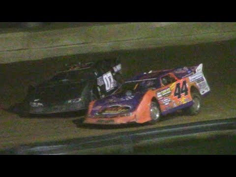 ULMS Super Late Model Feature | Freedom Motorsports Park | 8-18-17 - dirt track racing video image