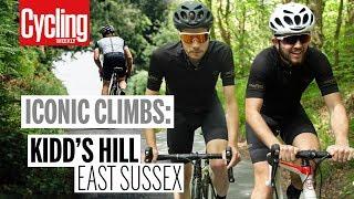 Kidd's Hill, aka The Wall   Iconic Climbs   Cycling Weekly