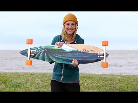 Longboard BoardGuide Reviews: Pintails by Original Skateboards with Lindsay - UC2jAMPK5PZ7_-4WulaXCawg