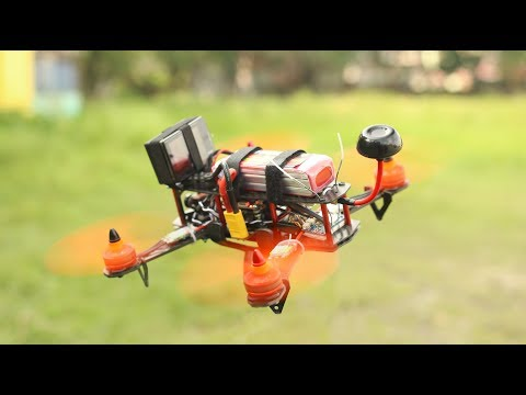 How to Make a FPV Racing Drone at Home - Camera Quadcopter - UCsSdGsFs8Cby3oxiMHTCNEg