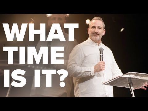 What Time Is It?  Turning Point Church  Pastor Michael Turner