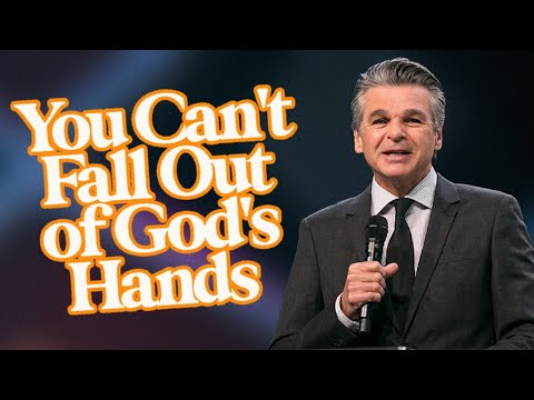 You Can't Fall Out of God's Hands  Pastor Jentezen Franklin