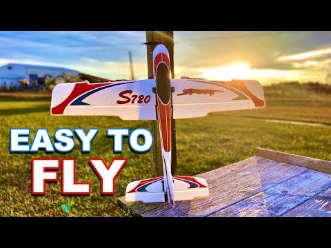 Best CHEAP Beginner RC Sport Plane 2019 - OMP Hobby S720 - TheRcSaylors - UCYWhRC3xtD_acDIZdr53huA