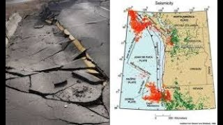 California Earthquakes Latest! How Crumbling Tectonic Plate in the Pacific Hits the West Coast!