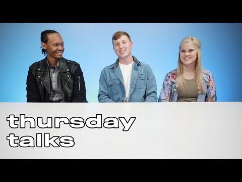 Thursday Talks  Eric Dozier, Austin and Emily Stewart