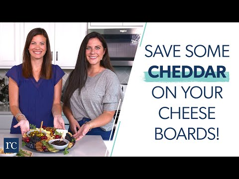 How to Build the Ultimate Cheese Board on a Budget