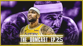 Demarcus Cousins Torn ACL (Journey to 300K) - TheDomCast Ep.25