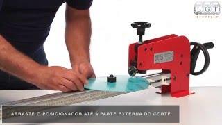 Máquina de Cortar Juntas LGT-FLEX