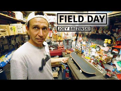 A Day In The Life Of Joey Brezinski | FIELD DAY - UCf9ZbGG906ADVVtNMgctVrA