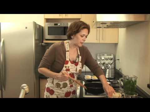 Souffle de espinaca - Spinach Souffle - UCvg_5WAbGznrT5qMZjaXFGA