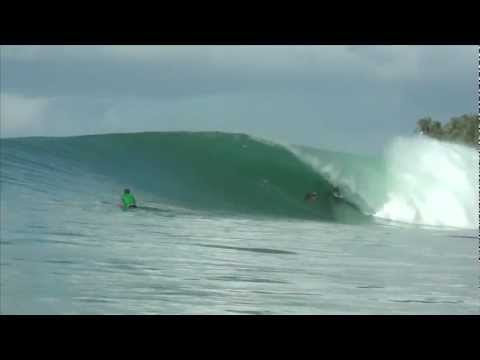 Nias Swell April 2012 | Balibelly.tv - UC6Z9ZuARWdzf7zyvoZiPsEw