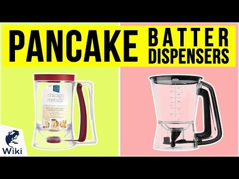 10 Best Pancake Batter Dispensers 2020 - UCXAHpX2xDhmjqtA-ANgsGmw