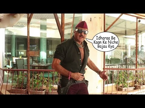 Jackie Shroff Angry On Media During The Promotions Of His Upcoming Film PRASTHANAM