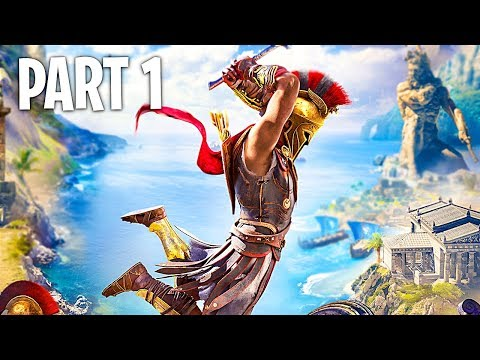 BEST ASSASSIN EVER!! (Assassin's Creed Odyssey, Part 1) - UC2wKfjlioOCLP4xQMOWNcgg