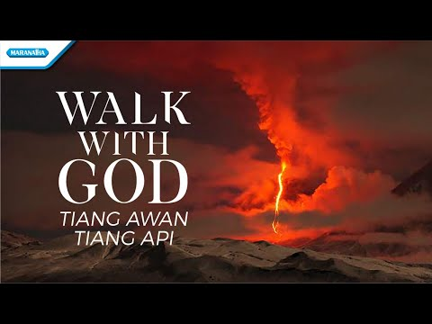 Walk With God - Tiang Awan Tiang Api - Victor Retraubun (with lyric)