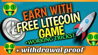 FREE LITECOIN APP + TRUE WITHDRAWAL PROOF! 100%Paying!