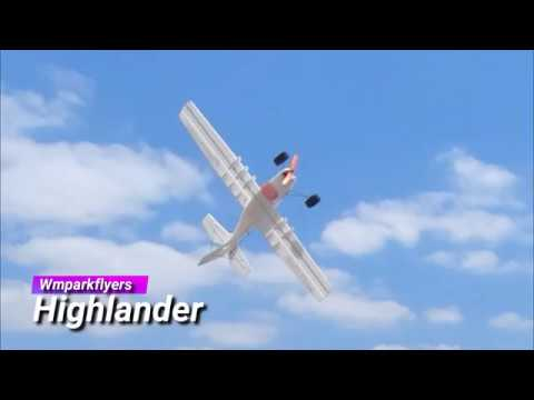 Wmparkflyers Highlander EPP Trainer - 3D plane kit - UCtw-AVI0_PsFqFDtWwIrrPA