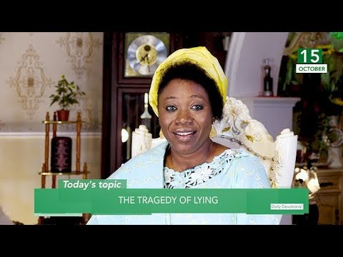 Dr Becky Paul-Enenche - SEEDS OF DESTINY  TUESDAY 12TH OCTOBER, 2019