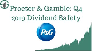Procter & Gamble PG Stock - Q4 2019 Dividend Safety Update