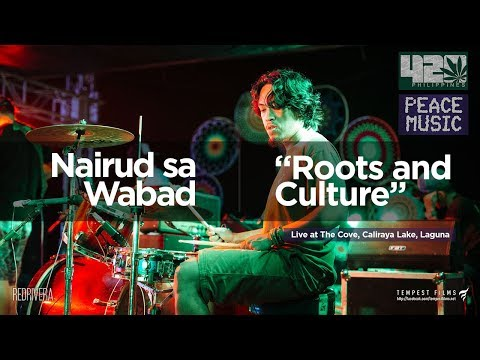 Mikey Dread - Roots and Culture (Cover by Nairud sa Wabad w/ Lyrics) 420 Philippines Peace Music 6 - UCdUqfdkhy5B_c7pS8j295Yg