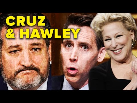 Cruz & Hawley (Love & Marriage Parody) – A MeidasTouch & Bette Midler Production