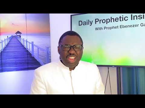 Prophetic Insight Jul 13th, 2021