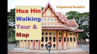 Hua Hin Thailand Walking Tour