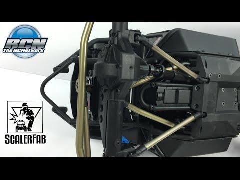 Axial RR10 Bomber Kit - Build Update 6 - ScalerFab Custom Upgrades - UCSc5QwDdWvPL-j0juK06pQw