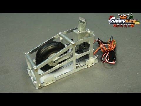 HobbyKing Daily - Glider Electric Retracts - UCblfuW_4rakIf2h6aqANefA