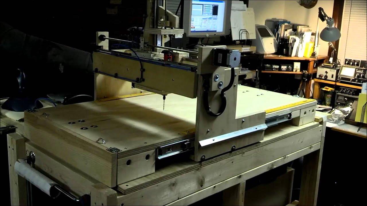 Diy 400 Cnc Machine Audiomania Lt