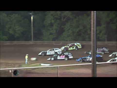 """Ohio Valley Speedway """"Keith Barker Memorial"""" Late Model & Modified Features 8-20-2021 - dirt track racing video image"""