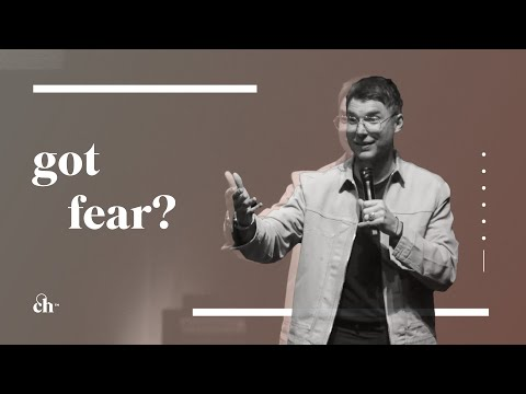 Facing The Future Without Fear // Judah Smith