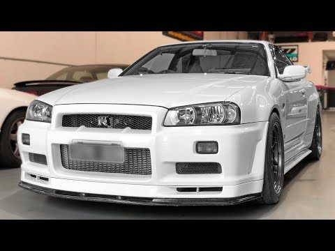 INSANE 2Step - R34 GTR Launch! - UC0PXqiud6dbwOAk8RvslgpQ
