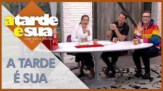 A Tarde é Sua (15/07/19) | Completo