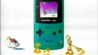 Disney's Beauty and the Beast Game Boy Color Ad (2000) (low quality)