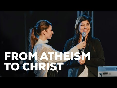 From Atheism to Christ