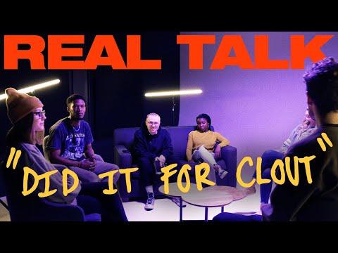 REAL TALK: