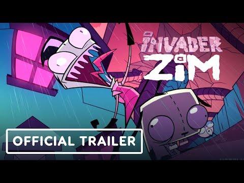 Netflix's Invader Zim: Enter the Florpus - Official Trailer - UCKy1dAqELo0zrOtPkf0eTMw