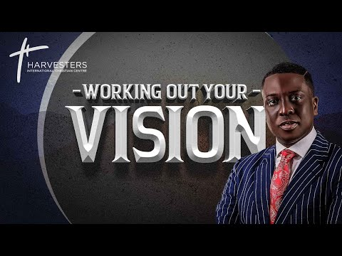 Working Out Your Vision  Pst Bolaji Idowu (Sermon Only)