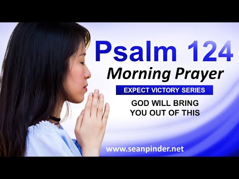 God Will BRING YOU OUT of This - Morning Prayer