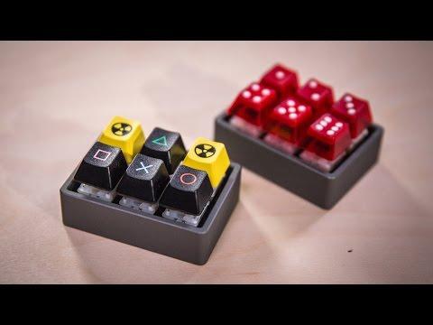 Show and Tell: SixKeyBoard Custom Keyboard - UCiDJtJKMICpb9B1qf7qjEOA