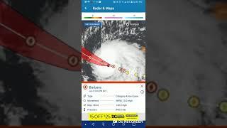 Hurricane Barbara July 2nd, 2019 Update Possible Category 5