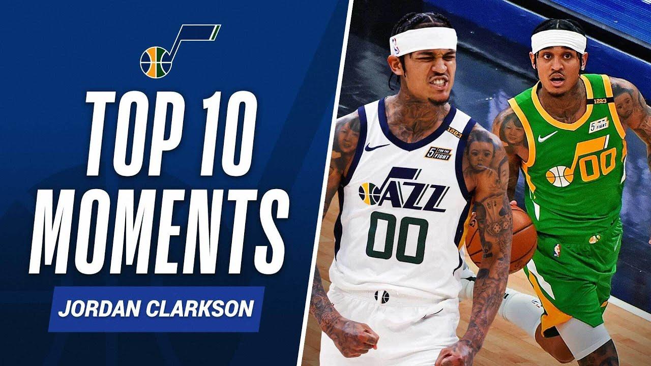 Jordan Clarkson's Top 10 Plays From This Season! 🔥