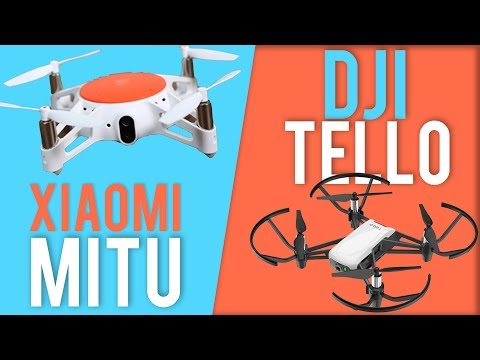 Xiaomi MITU drone vs DJI Tello - Which one is the best cheap camera drone? - UC5RL5EPFlPi92TsunwORtcA