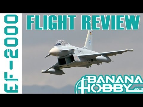 EF-2000 Eurofighter FreeWing | Flight Review | EDF Fighter Jet - UCUrw_KqIT1ZYAeRXFQLDDyQ